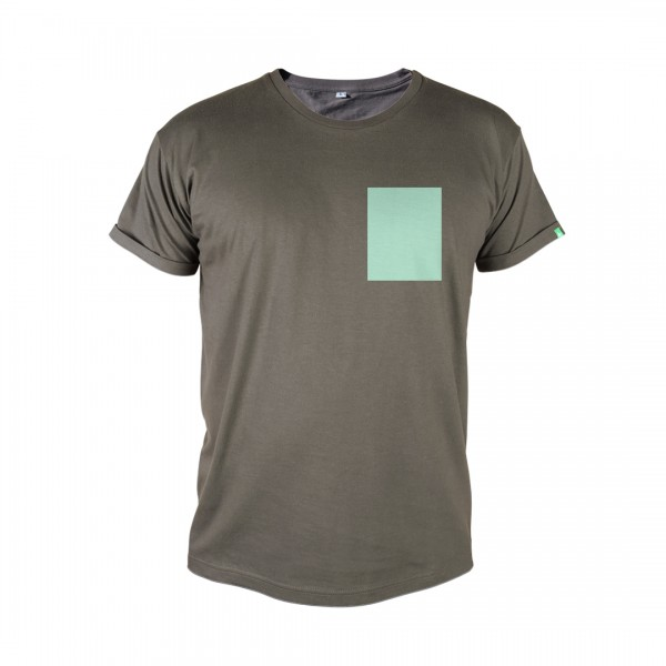 NAIROBI BASIC Men Shirt Dark Grey
