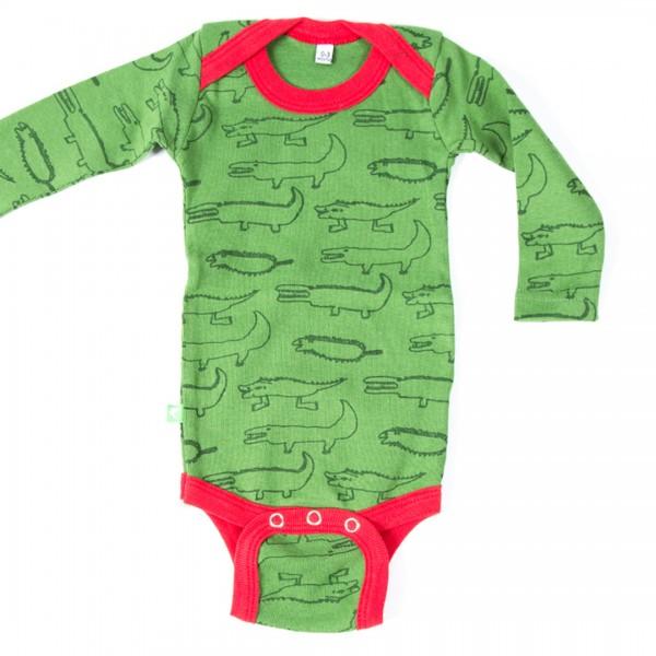 CROCODILES Babybody Green