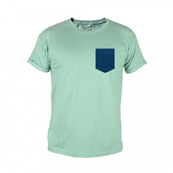 NAIROBI BASIC Men Shirt Mint Green