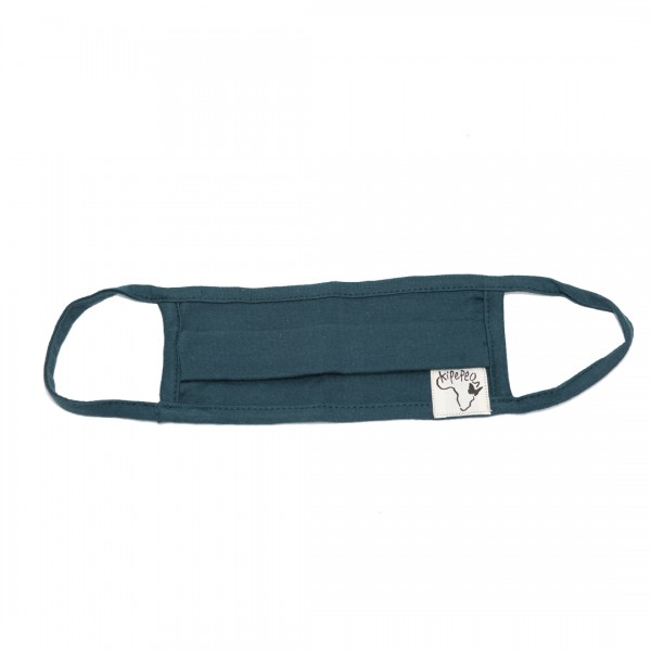 BASIC Mouth-and Nose Mask Dark Green