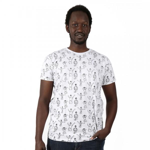 DANSI Men Shirt White