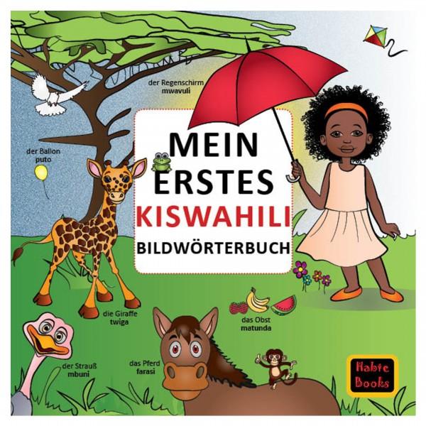 Mein erstes Kiswahili Buch (Deutsch/Kiswahili)