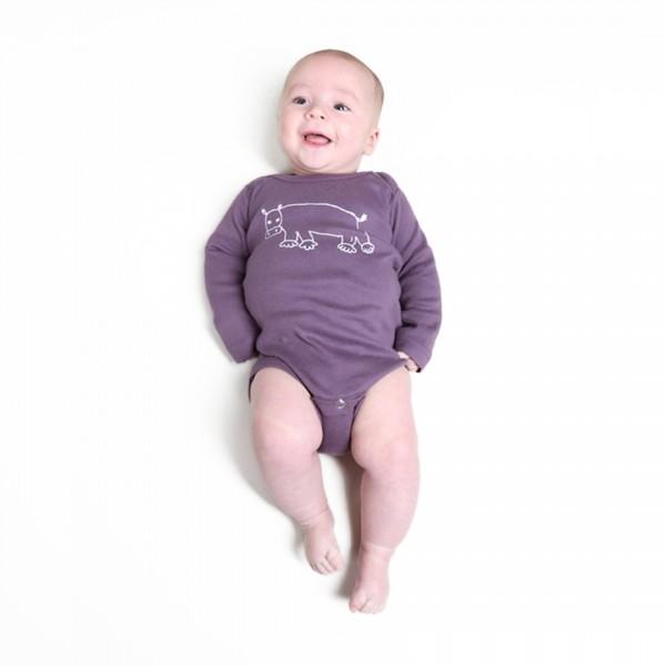 HIPPO Babybody Lavender