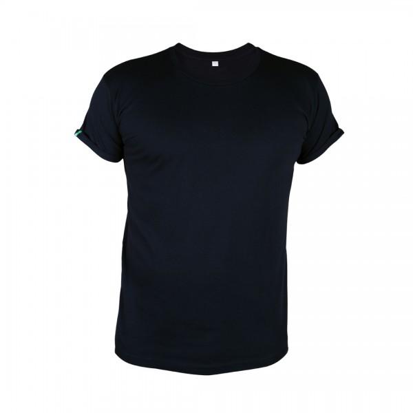 ARUSHA BASIC Männer Shirt Schwarz