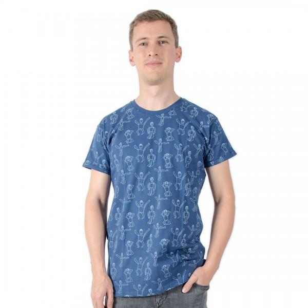DANSI Men Shirt Blue