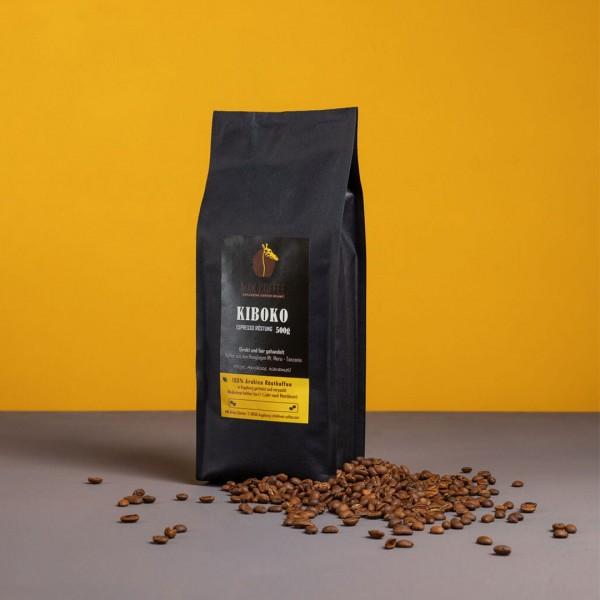 KIBOKO Espresso Röstung 250g