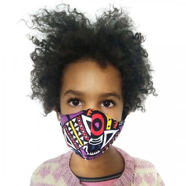 Mund- und Nasenmaske V1 für Kinder