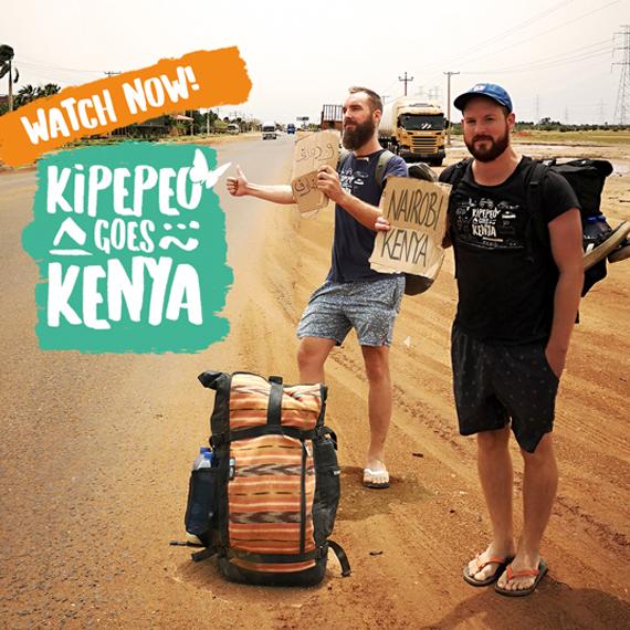 Kipepeo Goes Kenya