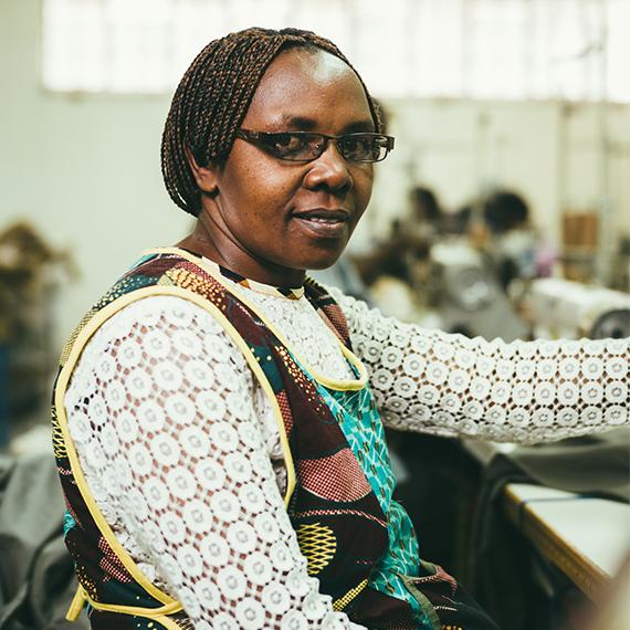 Jane Mwangi