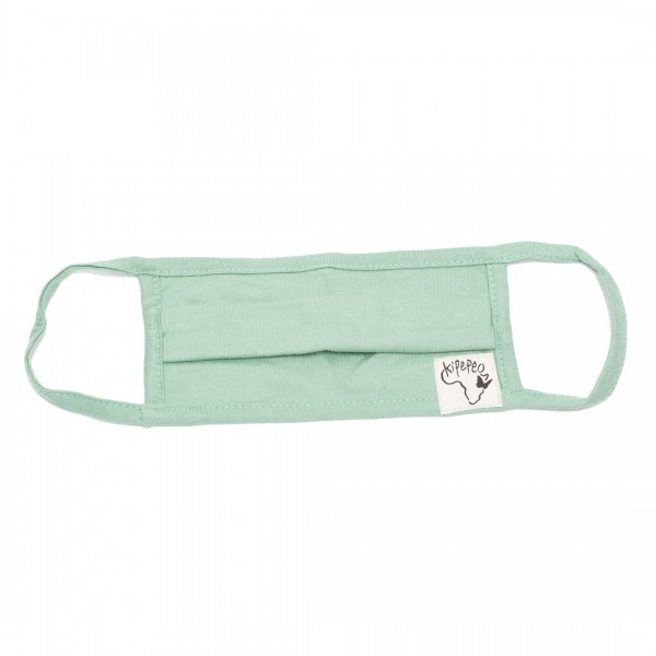 BASIC Mouth-and Nose Mask Mint Green